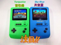 Child game Players handheld game console 2 color 16 Series consoles 101 games built-in