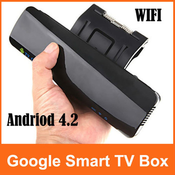Google TV Media Player Network Android 4.2 TV BOX Smart V3 Support Bluetooth 3.0 WIFI