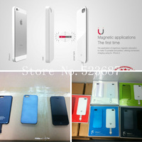 Newest 2800mAh Power Pack Backup Battery Case For iPhone 5 5G Charger,Cover Case separate from power Bank Free Shipping