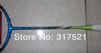 carbon badminton  racquet ARCSABER FB with badminton string sport racket 100% carbon fibre 2 pieces/lot