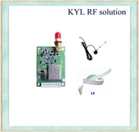 KYL-200L 2km-3km, 433MHz, 500mW/1W Wireless Transceiver Modules for AMR System RS485 to Wireless