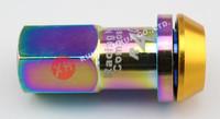 Ultraprecise Plastic Moulding CLOSED END KICS Project Kics R40 P1.5 Neo Chrome Racing