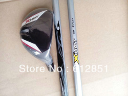 X HOT golf hybrid (#2,#3,#4,#5 4pcs/lot) with R/S graphite shaft and free headcover freeshipping(China (Mainland))