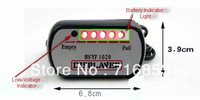 Free Shipping 48V Battery Indicator Refit Voltmeter Refires Capacity Display Electric Bicycle