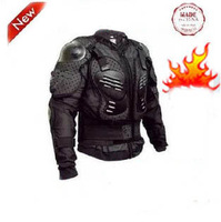 Big Discount!! Motocross Motorcycle Full Body Armor Jacket Spine Chest Protection Gear