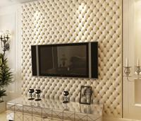 2015 Rushed Tapete Desktop Wallpaper Papel De Parede Rolls for Grain Leather Pattern 3d Tv Bedroom Living Room Backdrop Paper