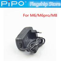 EU  /UK / US Original PIPO Adapter Power Charger plug for PiPO W1 W3 P1 M6Pro M6 M8 Android Tablet PC 9V 2.5A 2.5mm*10mm