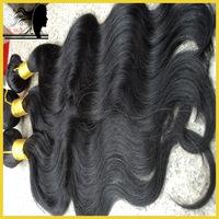 Cheap unprocessed Cambodian virgin clip hair extensions,3pcs lot mixed lengths 100%human hair bundles,free shipping