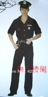 Dance Party Clothes, Male Police Clothes