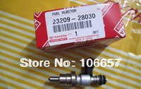 Express free shipping Denso fuel injector Toyota fuel injector 23250-28030 23209-28030