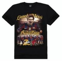 hot sale cotton summer  t shirt  mens o-neck lionel messi print t shirt 3D printed t-shirts for men hip hop creative tops