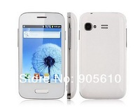 2013 MINI 9500 android 4.1.1 smartphone capacitive screen sc6820 1.0G cellphone WIFI bluetooth