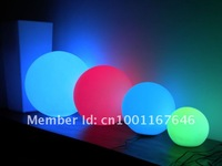 30cm+40cm LED ball lamps 2pcs in one lot