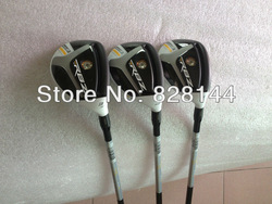 2013New golf clubs RB.Z stage2 golf Hybrids wood 3/4/5loft(3Pc)RocketFuel fujikura Graphite/R/S and Headcover Free shipping,(China (Mainland))