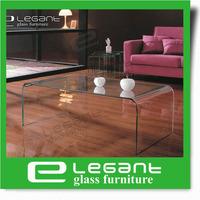 2013 Transparent Glass Center Table/Modern Furniture-CB118