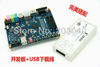 Xilinx fpga development board spartan6 xc6slx16 ddr2 1gb/ 1g  Siga-S16  download cable