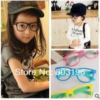 5Pcs/Lot Free Shipping  paragraph meters kolkatan's Kids' glasses frame Children glasses frame E01