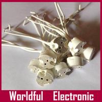 Wholesale LED Lamp Adapter Converter Holder 500pcs/lot MR11/MR16/G4/GU5.3 LED Bulb base holder  Free shipping