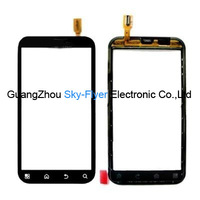 Original replacement parts touch screen Digitizer For Motorola Defy MB525 ME525 20Pieces/lot