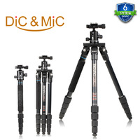 Benro A1192TB0 Flat Panel Series Aluminum Alloy Tripod / Travel Portable Tripod Set / Tripod & Monopod Changable / Free Shipping