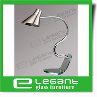 2013 Clear Bent Glass Desk Light -MT-2012(A)