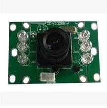 Visuelle interphone sonnette caméra module noir et blanc OV5116 puce module de caméra visuelle interphone sonnette caméra spéciale(China (Mainland))