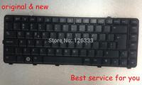 Original and  new  Laptop Uk  BLACK  keyboard for Dell Studio  1555  1557  series keyboard