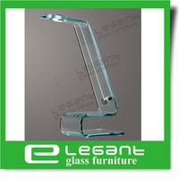 2013 Clear Bent LED Table Light -L003C