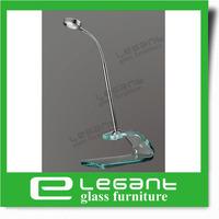 2013 Crystal Curved Glass Desk Lamp -L004C