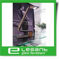2013 Tawny Bent Glass Desk Light -L003T