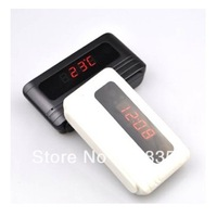 Free Shipment 8GB 480P Hidden Camcorder DVR with Remote Control Clock Video Recorder T5000