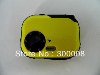 Cheap 1.8 TFT LCD waterproof Digital camera with 8X digital zoom 3meters underwater