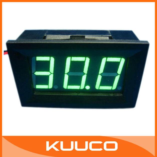 Вольтметр Digital Voltmeter 20 /0,56 0V 99V DIY ect # 090125 DC Volt Meter
