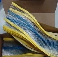 Free Shipping 200PCS 1/4W Watt 300 ohm 300R Metal Film Resistor 0.25W 1% ROHS