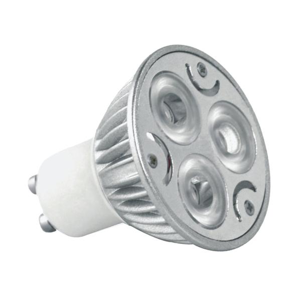 Светодиодный прожектор Hua source 5pcs/3w CE Rohs GU10  hs1002 ce emc lvd fcc oxygen source ozonator
