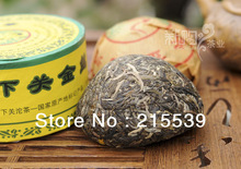 GRANDNESS 2010 Golden Silk Ribbon Yunnan XiaGuan Tuo Cha Puer Pu Er Tea 100g Raw