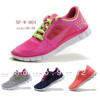 New Color Brand Free Run+3 5.0 Running shoes Lowest Wholesale Free shipping Top quality Lovers Barefoot Athletic Mix Order