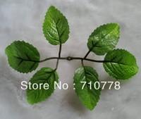 100PCS Artificial simulation fake rose flower vine leaf diy material decoration flower