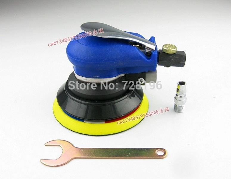 5 inch pneumatic sander pneumatic polishing machine air random orbital sander tool(China (Mainland))