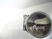 Free shipping double optical lens 2.5 2.8 3.0 H7 H4 H1 H3 H9 9005 9006 modified lens