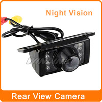 Waterproof Reversing Backup Camera IR LED Night Car Rear View Camera Wide Viewing Angle