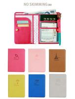 New MINI JOURNEY NO SKIMMING e-Passport Protect Cover Possport Holder