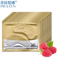 PILATEN Authorized Crystal Collagen Eyes Mask Anti-Puffiness,Moisturizing,Dark Circle,Anti-aging 30pairs/Lot