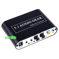 Digital Video Converter 5.1 Audio Gear Digital Sound Decoder