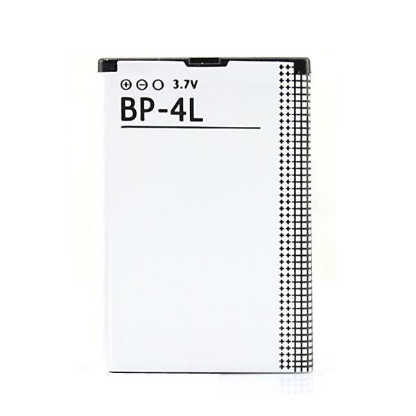 Phone White Replacement 1500mah BP4L Battery Bateria For Nokia E52 E61i E71 N97 E90 E95 N810