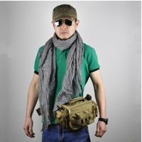 Free shipping Outdoor camping male outdoor cross-body bag multifunctional waist packs waist bag military bag  fanny packs WB006