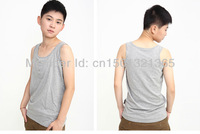 4 colors comfortable Modal Bamboo Fiber outwear Tank Tops tomboy breathable Flat Chest Breast  Binder for tomboy Lesbian trans