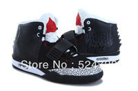 2013 new fabric Air Yeezy 2 man outdoor running shoes.athletic breathable men basketball/sports shoes Support wholesale