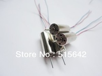7mm*16mm more then 50000r/min micro DC coreless motor for airplane model and helicopter and DIY toy High efficiency motors