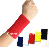 Wholesale! Wristbands Sports and fitness Wristbands Towel Wrist Basketball Wrist  cotton Wristbands 1lot=5pieces free shipping